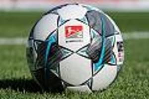 Spielplan der 2. Bundesliga  - Saison 2019/20: Alle Termine, Partien und Ergebnisse