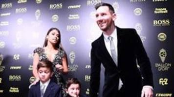 Ballon d'Or: Messi schlägt van Dijk