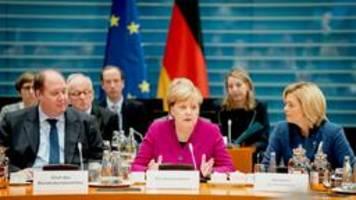 Merkel sichert Bauern bei Agrargipfel Mitsprache zu