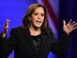 Präsidentschaftskandidatur der US-Demokraten: Kamala Harris verlässt das Rennen
