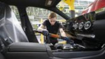 Autobauer: Daimler-Jobs sollen vor allem in Deutschland wegfallen