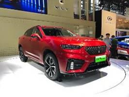 Design und Technologie sind Top: Chinas Autoindustrie nimmt Fahrt auf