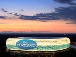 verkauf startet am mittwoch: so kommen fans an tickets für fußball-em