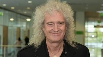 Brian May: Queen-Gitarrist erholt sich von Waden-OP