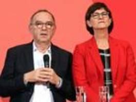 Die SPD-Spitze sagt die Revolte wieder ab