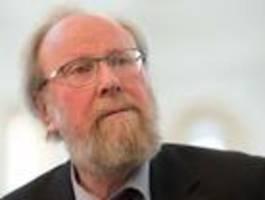 Wolfgang Thierse rechnet mit der SPD ab