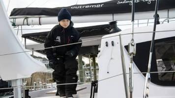 Greta Thunberg nach Atlantiküberquerung in Lissabon angekommen