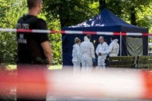Medienberichte: Mord an Georgier in Berlin: Heiße Spur nach Russland?