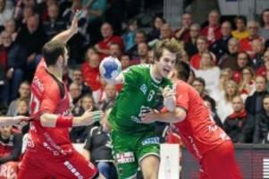 handball: in melsungen platzt der pokal-traum der füchse