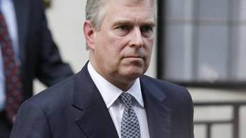 Missbrauchsskandal: Kritik an Prinz Andrew nimmt zu
