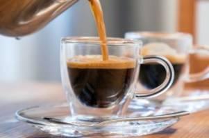 kulturerbe: italien will espresso zum unesco-kulturerbe machen