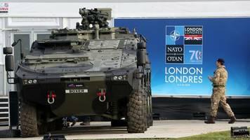 Gipfel in London: Abschlusserklärung steht: Nato-Staaten erklären China zur möglichen neuen Bedrohung