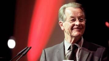 SPD: Franz Müntefering warnt vor Bruch der Koalition