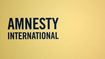 Amnesty International lobt Teile des Koalitionsvertrages