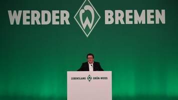 DFL-Mitgliederversammlung: Keine Solidarität bei Polizeikosten - Werder droht mit Klage
