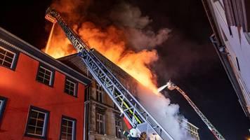 Feuer in Wohnhaus in Iserlohn richtet Millionenschaden an