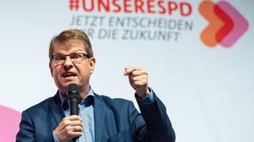 SPD berät Groko-Kurs: Stegner hofft auf gemeinsame SPD-Linie zur Groko