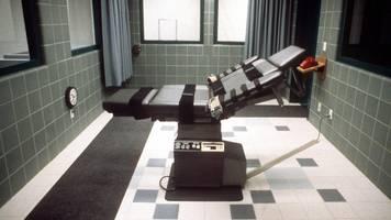 Schlappe für Trump: US-Gericht verbietet Hinrichtungen in Bundesgefängnissen
