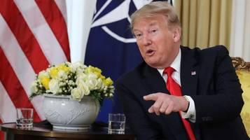 Nato-Gipfel im Newsblog: Trump kritisiert Deutschland – und nennt falsche Zahlen