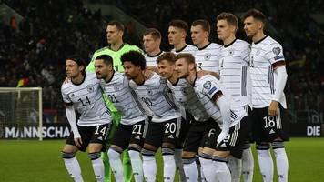 fußball-nationalmannschaft - em 2020: zdf zeigt erstes dfb-spiel