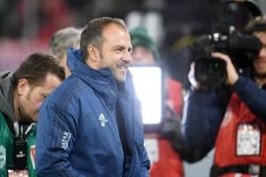 Flick kann mit Situation beim FC Bayern wunderbar leben