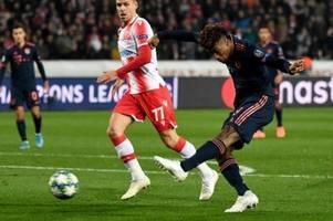 News: Kingsley Coman sieht seine Zukunft beim FC Bayern München