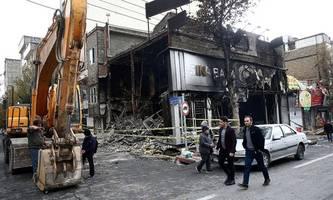 Unruhen im Iran: Über 200 Tote, 1000 Festnahmen
