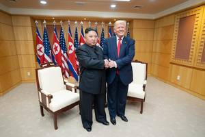 Nordkorea stößt verdeckte Warnungen an die USA aus