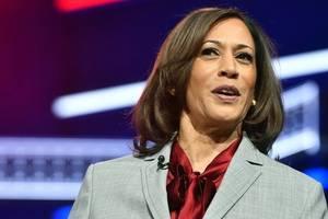 : US-Senatorin Kamala Harris steigt aus Präsidentschaftsrennen aus