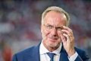 FC Bayern - Rummenigge verspricht - in zwei Jahren kommen Stars aus dem Campus