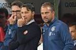 FC Bayern - Was Kovac nie bekam, wird Flick großzügig gewährt