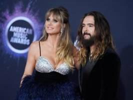 Es ist offiziell!: Heidi Klum heißt jetzt Heidi Kaulitz