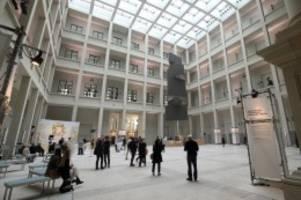 Architektur: Humboldt Forum: Kein Platz für Gläserne Blume