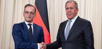 Deutschland weist nach Tiergarten-Mord russische Diplomaten aus