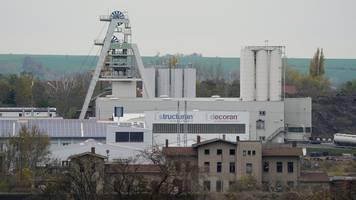 Grube Teuschenthal: Suche nach Ursache für Verpuffung läuft