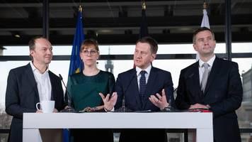 Kretschmer verteidigt Koalitionsvertrag gegen Kritik