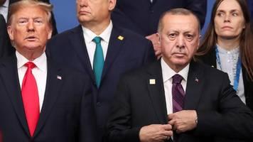 Nato-Gipfel in London: Duo Trump & Erdogan zerlegt die Nato – trügerische Harmonie