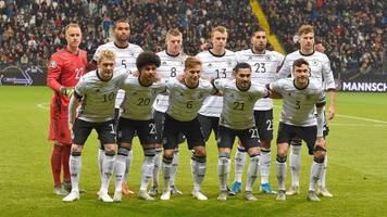 Nations League: Deutsche Nationalmannschaft droht Wiedersehen mit EM-Gegnern
