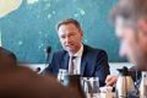 """""""Keine Politik auf Pump"""" - FDP-Chef Lindner: CDU darf sich von SPD nicht erpressen lassen"""