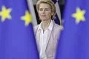 FOCUS Online exklusiv - Öko-Masterplan liegt vor: So will von der Leyen mit 1 Billion Euro Europa grün machen