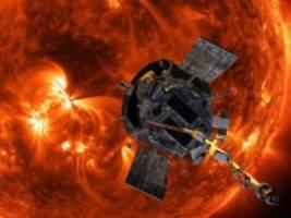 Astronomie und Raumfahrt: NASA-Sonde kommt Sonne so nah wie nie zuvor