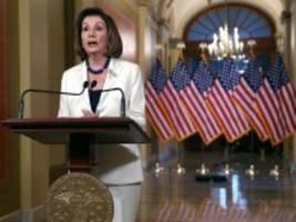 Impeachment gegen Trump: Die Demokraten machen ernst