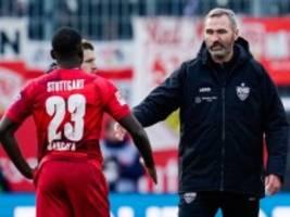VfB Stuttgart in der 2. Liga: Im Ländle ist die Tendenz abschüssig