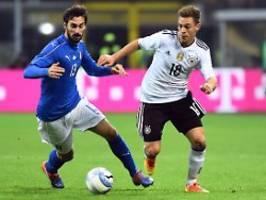Kracher schon vor der EM: DFB-Elf testet 2020 gegen Spanien und Italien