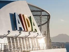 Geisterfahrt nach Debakel: Aida Mira fährt ohne Gäste nach Kapstadt