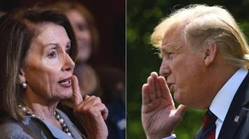 Amtsenthebungsverfahren: Er lässt uns keine Wahl: Pelosi beantragt Einleitung von Impeachment gegen Trump