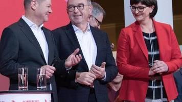 Analyse: Nicht die reine Lehre: Neue SPD-Spitze vermeidet Groko-Votum