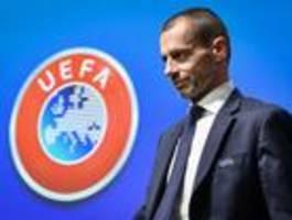 Der Uefa-Präsident will das Abseitsproblem nur verschieben