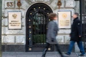 Ausweisung von Diplomaten: Mord in Berlin belastet das deutsch-russische Verhältnis