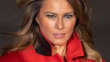 Die Morgenlage: First Lady erbost: Trumps Sohn Barron wird in Kongress-Anhörung genannt